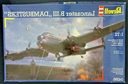 "Revell 04295 1/72 Lancaster B.III ""Dambusters"""