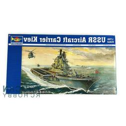 Trumpeter 05704 1/700 USSR Kiev Aircraft Carrier Static Wars