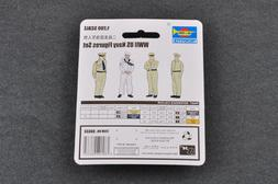 Trumpeter #06633 1/200 Scale WWII US Navy Figures Model Kits