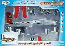 NEW Testors 1/100 Snap B-17 Silver 890003NT