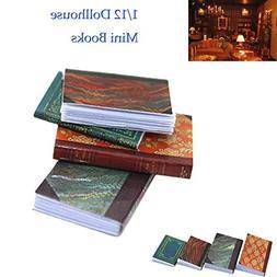 1/12 Miniature Scene Model Dollhouse Accessories Mini Book P