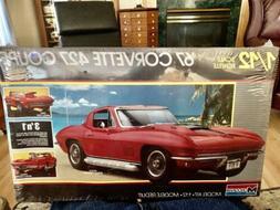 Monogram 1/12 Scale '67 Corvette 427 Coupe kit #2801 Sealed