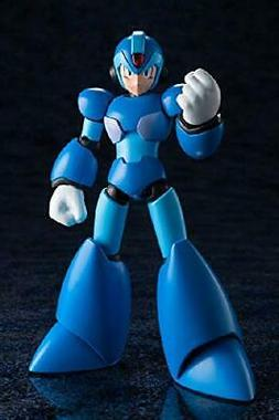 Kotobukiya 1/12 Scale Megaman X Full Action Plastic Model Ki