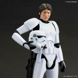 Bandai 1/12 Scale Plastic Figure Model Kit Star Wars Stormtr