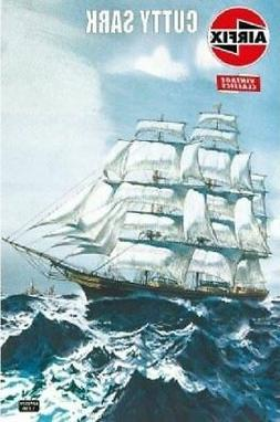 AIRFIX 1/130 CUTTY SARK SHIP   9253