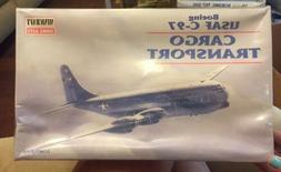 Minicraft 1/144 Boeing USAF C-97 Cargo Transport Model Kit #