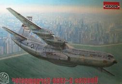 1/144 Douglas C-133A Cargomaster Model Kit by Roden