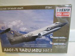 1/144 F-104A USAF MMIS4675 MINICRAFT MODELS