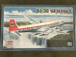 Minicraft 1/144 Scale Capital Air DC-6B Airplane Model Kit