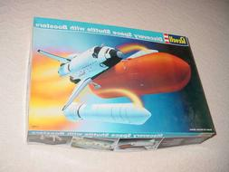 Revell 1:144 Scale Discovery Space Shuttle with Boosters Mod