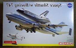 1/144 Space Shuttle Discovery and 747 SCA Dragon #14705 Fact