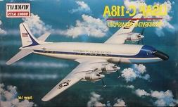 Minicraft 1:144 USAF C-118A Presidential Transport Plastic M