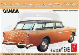 AMT 1/16 Scale 1955 Chevy Nomad Plastic Model Kit AMT1005