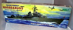 1:200 TRUMPETER CHINESE DESTROYER FORMER SOVIER COURAGEOUS W