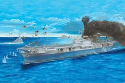 Trumpeter 1/200 USS Yorktown CV-5 Plastic Model Kit 3711 TSM