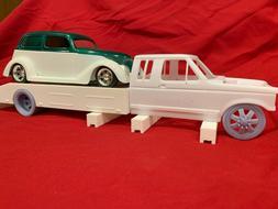 1/24 1/25 Model Car Ramp Truck Bed | 3D Printed