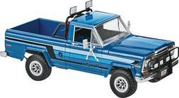 Revell 1/24 1980 Jeep Honcho Ice Patrol Plastic Model Kit 85
