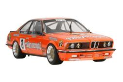 Tamiya 1/24 BMW 635CSI Jagermeister Race Car