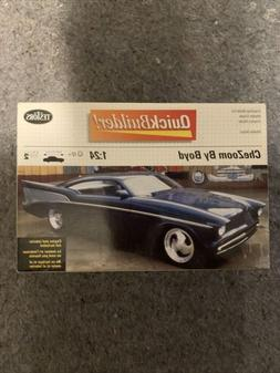 Testors 1:24 CheZoom By Boyd Model Car Kit # 5201