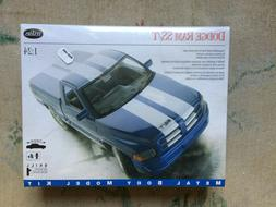 Testors 1:24 Dodge Ram SS/T Metal Body Model Kit