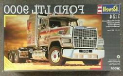 1 24 ford ltl 9000 truck plastic