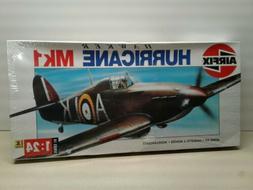 Airfix 1/24 Hawker Hurricane Mk 1 Model Airplane Kit ***FACT