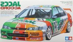 Tamiya 1:24 Jaccs Accord Sport Car Series No.180 Plastic Mod