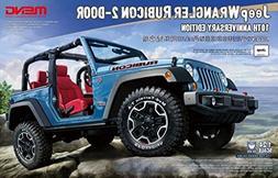 Meng 1:24 Jeep Wrangler Rubicon 2-Door 10th Anniversary Edit