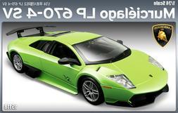 Academy 1/24 Lamborghini Murcielago LP 670-4 SV Plastic Mode