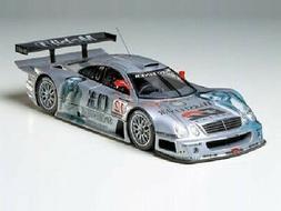 TAMIYA 1/24 Mercedes CLK-GTR Team CLK Sportswear Plastic Mod