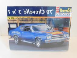 Revell 1:24 '70 Chevelle 3 'N 1