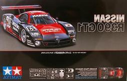 Tamiya 1/24 Nissan R390 GT1 Le Mans Racing Car PLASTIC MODEL