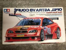 Tamiya 1/24 Opel Astra V8 Couple Car Model Kit #248