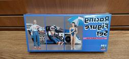 Hasegawa 1/24 Racing Figure set Model Kit #HF1 1989