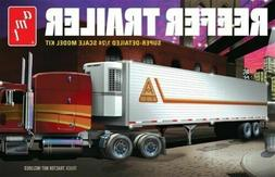 AMT 1:24 Reefer Semi Trailer 1/24 Model Kit AMT1170