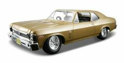 Maisto 1:24 Scale 1970 Chevrolet Nova SS Diecast Vehicle