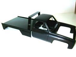 1/24 scratchbuilt model kit flatbed / workbed for model truc