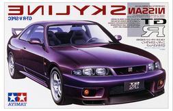 TAMIYA 1/24 Sports Car Series 145 Nissan Skyline GT-R V-Spec