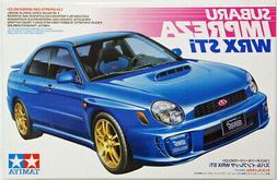 Tamiya 1/24 Subaru Impreza STI Plastic Model Kit #24231