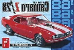 AMT 1:25 Scale 1968 Camaro Z/28 Plastic Model Kit AMT868