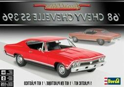 Revell 1/25 1968 Chevy Chevelle SS 396 Plastic Model Kit 85-