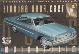 AMT 1:25 2000 Special Edition 1963 Ford Galaxie Plastic Mode