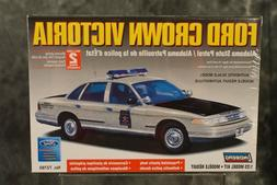 Lindberg 1:25 72780 Ford Crown Victoria Alabama State Patrol