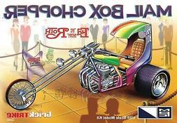 1:25 MPC ED BIG DADDY ROTH *MAIL BOX CHOPPER* Motorcycle Pla