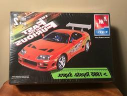 AMT 1/25 Fast and the Furious 1995 Toyota Supra 31980