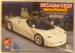 AMT 1/25 Ford GT 90 Custom Collection Model Kit 38439 New