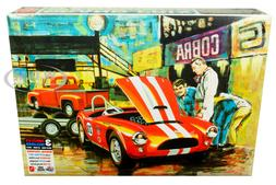 AMT 1/25 Grand Prix America 53 Ford Cobra Racing Team 3 N 1