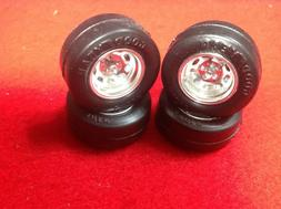 1:25 model parts  SUPER WIDE G/YEAR RACING TIRES WITH WIDE