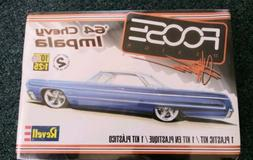 Revell 1:25 Scale 1964 Chevy Impala Model Kit 85-4050 - Seal