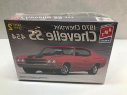 AMT 1/25 SCALE 1970 CHEVROLET CHEVELLE SS 454 SEALED MODEL K